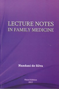 Lecture Notes in Family Medicine